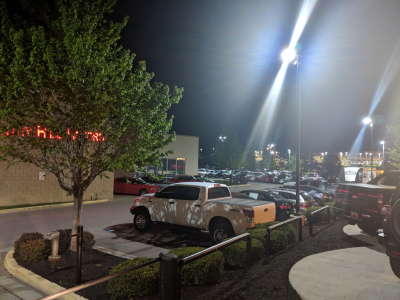 country hill motors led project