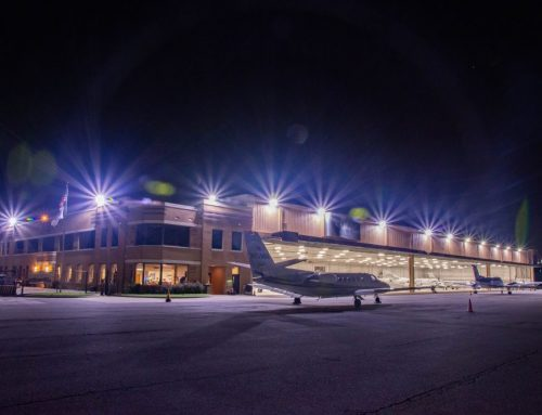LED Featured Project: Signature Flight Support – Kansas City