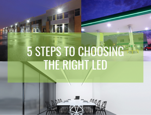 5 Steps to Choosing the Right LED