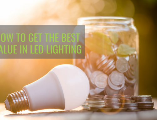 How to Get the Best Value in LED Lighting
