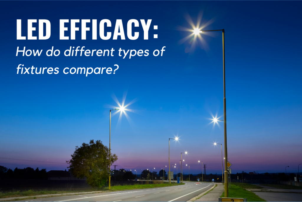 how different fixtures compare in efficacy