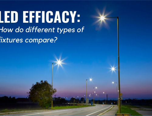 LED Efficacy: How Do Different Types of Fixtures Compare?