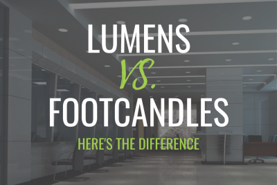 lumens vs footcandles
