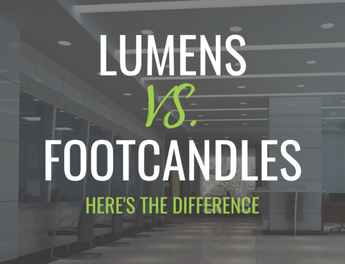 Lumens vs. Footcandles–Here's the Difference